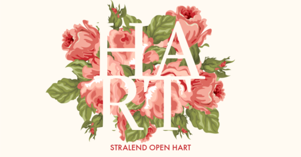 Stralend Open Hart