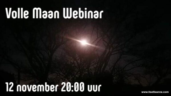 Volle Maan Webinar
